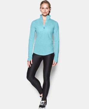 Women's UA Streaker ½ Zip  5 Colors $64.99
