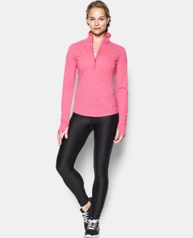 New to Outlet Women's UA Streaker 1/2 Zip LIMITED TIME: FREE U.S. SHIPPING 2 Colors $31.49 to $41.99