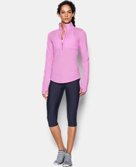 Women's UA Streaker ½ Zip LIMITED TIME: FREE SHIPPING 2 Colors $54.99