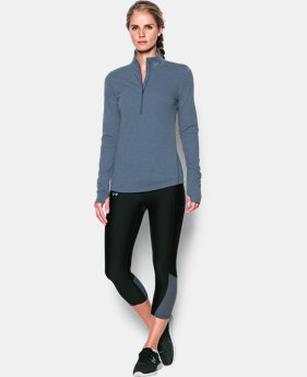 Best Seller Women's UA Streaker ½ Zip  3 Colors $54.99