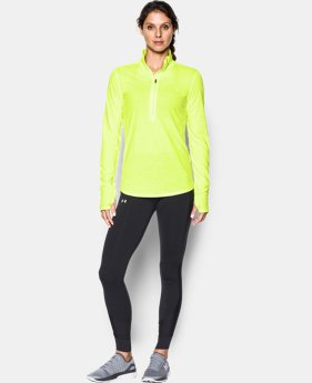 Best Seller Women's UA Streaker 1/2 Zip LIMITED TIME: FREE U.S. SHIPPING 1 Color $54.99