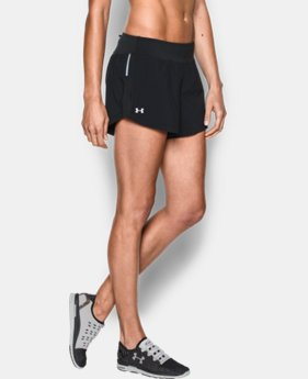 Women's UA Run True Short  3 Colors $33.99