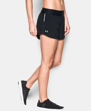 Women's UA Stretch Woven Short LIMITED TIME: FREE U.S. SHIPPING 1 Color $44.99
