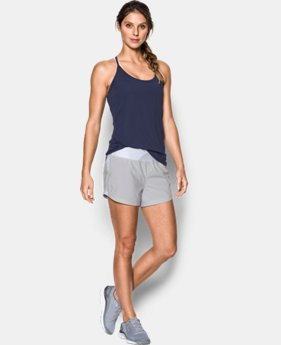 Women's UA Stretch Woven Short   $44.99