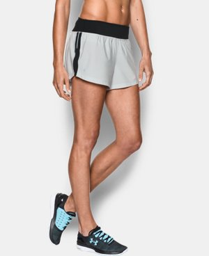 Women's UA Stretch Woven Short  1 Color $37.99