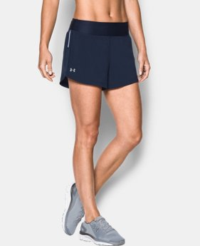 Women's UA Run True Short  3 Colors $37.99 to $49.99