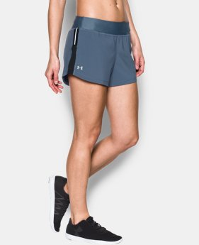 Women's UA Stretch Woven Shorts  1 Color $26.99 to $31.99