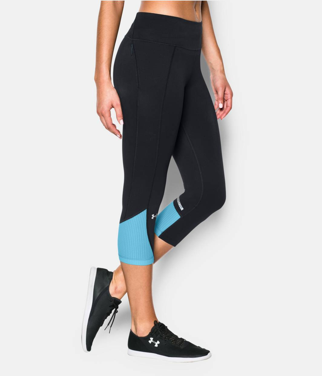 Running Capri Pants
