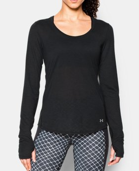 Women's HeatGear Long Sleeve Shirts   Under Armour US