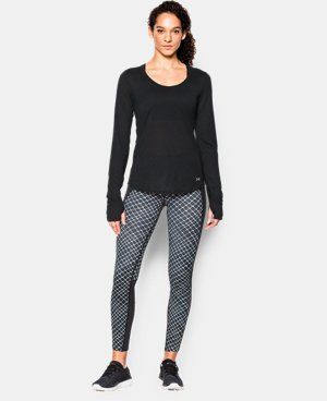 Women's UA Charged Run Long Sleeve  1 Color $44.99