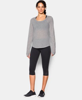 Best Seller Women's UA Streaker Run Long Sleeve  3 Colors $39.99