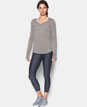 Women's UA Streaker Long Sleeve  4 Colors $44.99