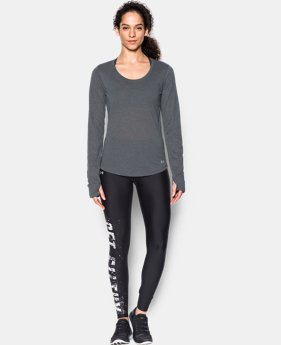Women's UA Streaker Long Sleeve  1 Color $21.99