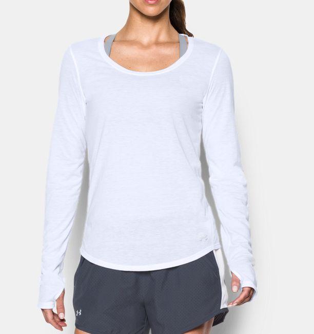 Under Armour Womens Streaker Long Sleeve Shirt Under Armour Women/'s Streaker Long Sleeve Shirt Under Armour Apparel 1271534