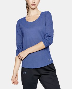 Women's UA Streaker Long Sleeve  3 Colors $39.99