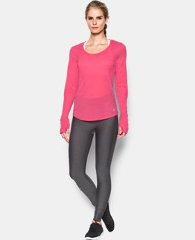 Women's UA Streaker Run Long Sleeve  7 Colors $39.99