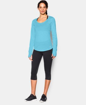 Women's UA Streaker Long Sleeve  1 Color $29.99