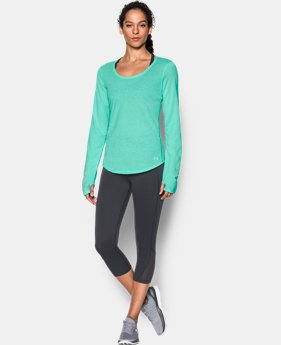 Women's UA Streaker Long Sleeve LIMITED TIME OFFER 1 Color $27.99