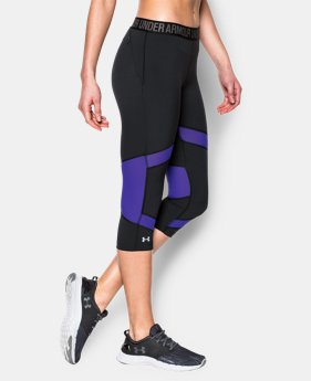 Women's UA CoolSwitch Capri  2 Colors $52.99
