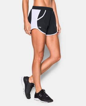 Best Seller Women's UA Fly-By Run Shorts  7 Colors $17.99 to $24.99
