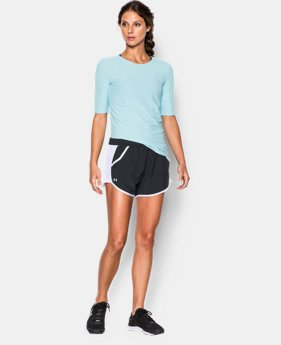 Women's UA Fly-By Run Short LIMITED TIME: FREE SHIPPING  $24.99