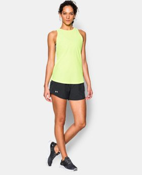 Women's UA Fly-By Run Short LIMITED TIME: FREE SHIPPING 3 Colors $22.99 to $29.99