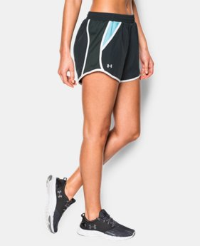 Women's UA Fly-By Run Short  3 Colors $22.99 to $29.99