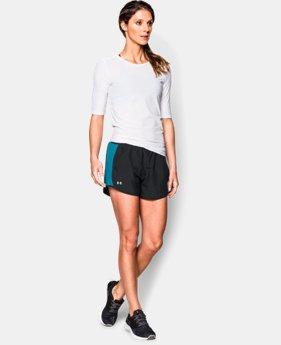 Women's UA Fly-By Run Short LIMITED TIME: FREE SHIPPING 9 Colors $22.99 to $29.99