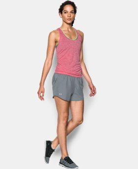 Women's UA Fly-By Run Short LIMITED TIME: FREE SHIPPING 4 Colors $24.99