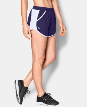 Women's UA Fly-By Run Short LIMITED TIME: FREE SHIPPING 2 Colors $22.99 to $29.99