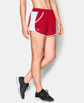 Women's UA Fly-By Run Short   $24.99