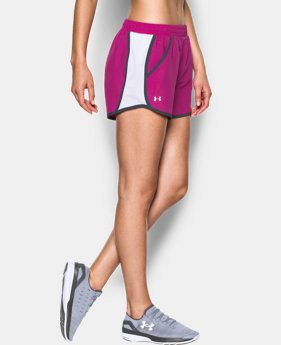 Women's UA Fly-By Run Short