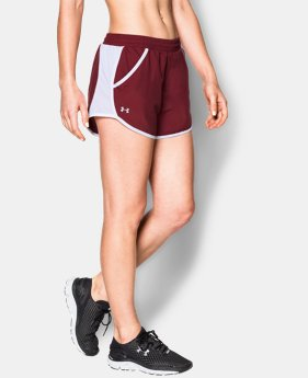 Women's UA Fly-By Run Short  1 Color $24.99