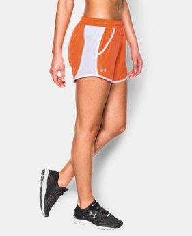 Women's UA Fly-By Run Short LIMITED TIME: FREE SHIPPING 1 Color $29.99