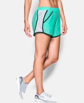 Best Seller Women's UA Fly-By Run Short LIMITED TIME: FREE SHIPPING 1 Color $24.99