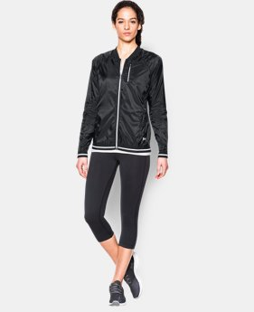 Women's UA Fly-By Run Jacket  1 Color $65.24
