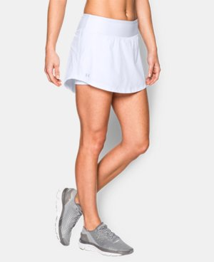 New Arrival  Women's UA HeatGear® CoolSwitch Run Skort LIMITED TIME: FREE SHIPPING 1 Color $48.99