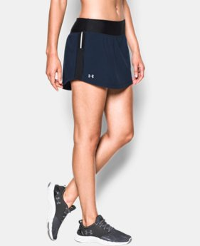 Women's UA Run True Skort  2 Colors $54.99