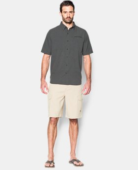 Men's UA ArmourVent™ Short Sleeve Shirt   $52.99