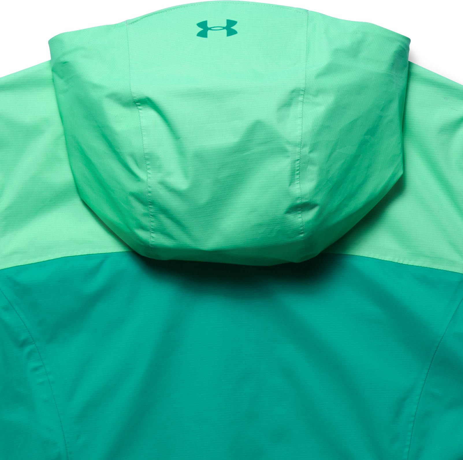 Women's UA Hurakan GORE-TEX® Paclite® Jacket, GREEN MALACHITE
