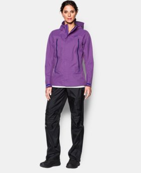 Women's UA Hurakan Paclite Jacket LIMITED TIME: FREE SHIPPING 1 Color $229.99