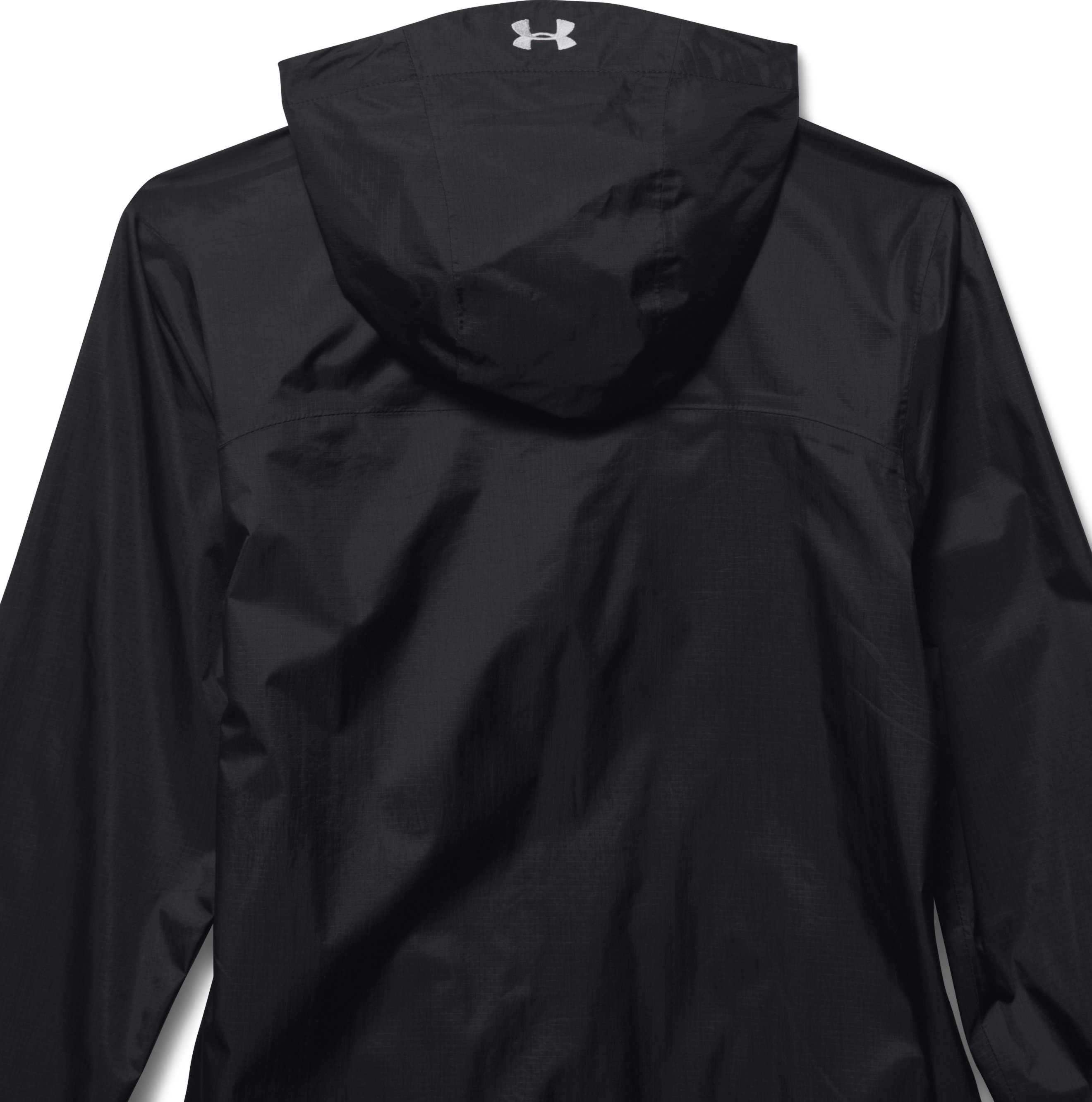 Women's UA Surge Jacket, Black , undefined
