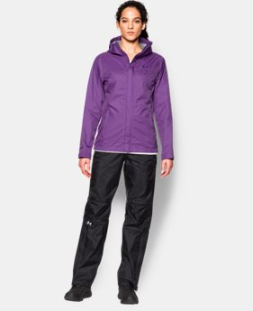 New to Outlet Women's UA Storm Surge Jacket  1 Color $93.99
