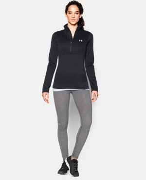 Women's UA Gamutlite ½ Zip  1 Color $79.99