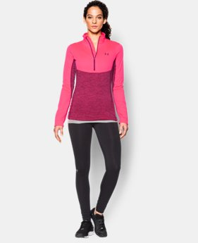Women's UA Gamutlite ½ Zip  1 Color $89.99
