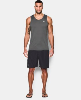 Men's UA Bender Tank  1 Color $34.99