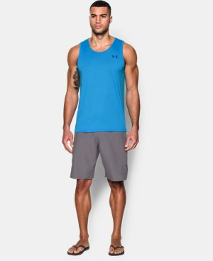 Men's UA Bender Tank LIMITED TIME: FREE SHIPPING 1 Color $39.99