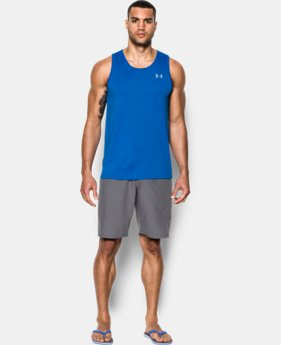 Men's UA Bender Tank LIMITED TIME: FREE SHIPPING 2 Colors $34.99