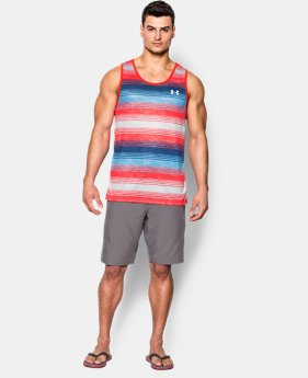 Men's UA Bender Tank  4 Colors $39.99