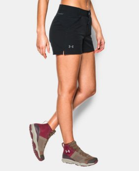 Women's UA ArmourVent™ Trail Short  1 Color $59.99